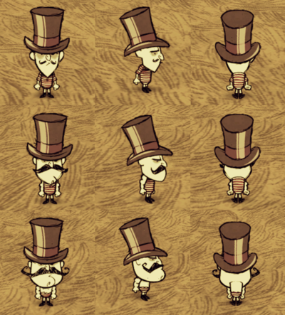 dont starve how to play wolfgang