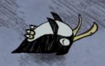 LoneSleepingPengull