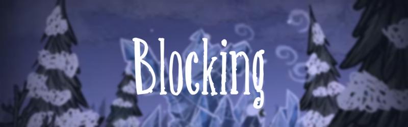 Blockingbanner