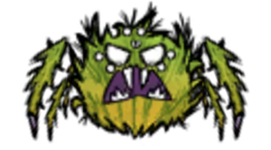 Image result for don't starve spider