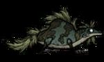 Diseased Grass Gekko