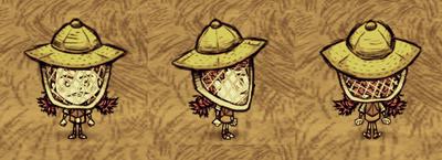 Beekeeper Hat Wigfrid