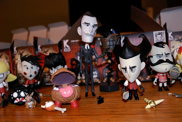 Blind Box Collectible Don T Starve Game Wiki Fandom