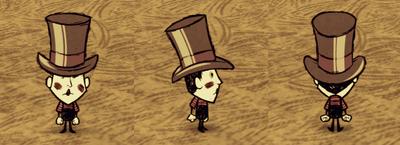 Top Hat Wes