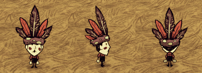 Feather Hat Wes