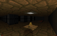 Lost episodes of doom e1m2 yellow key