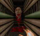 Romero's head