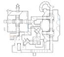 MAP11: Terror Core (Doom 64)