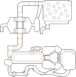 STONES E1M1 map