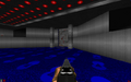Lost episodes of doom e1m2 blue door.png