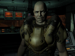 Master Sergeant Kelly (Doom)