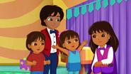 Dora & Friends Magic Land Guillermo & Isabella