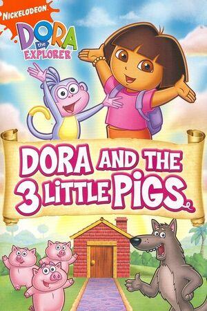 Dora-the-Explorer-Dora-And-The-Three-Little-Pigs-DVD