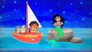 Going Around Mermaid