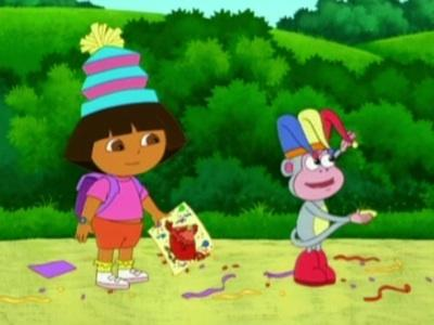 The Super Silly Fiesta Dora The Explorer Wiki Fandom