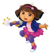 Dora rockt sf3