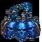 Blue Marauder Trophy Thumbnail
