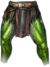 Pants frog beastman illusion