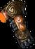 Gloves runic