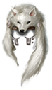 Helm snow fox