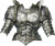 Chest marble colossus