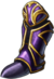 Boots animated armor
