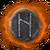 Rune orange 4