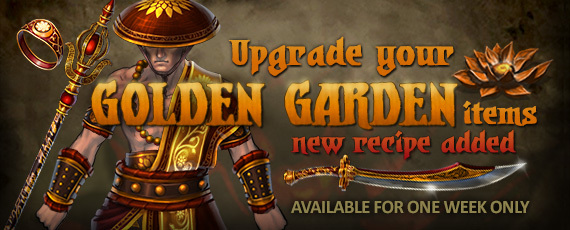 Scroller dotd golden garden 160218