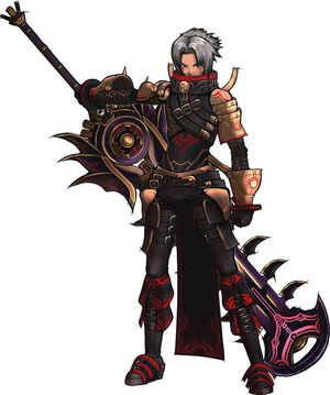 Haseo 2nd Form