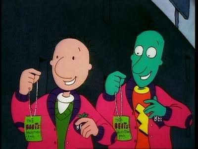 Doug's Hot Ticket | NickelodeonDoug Wiki | Fandom powered ... Quailman