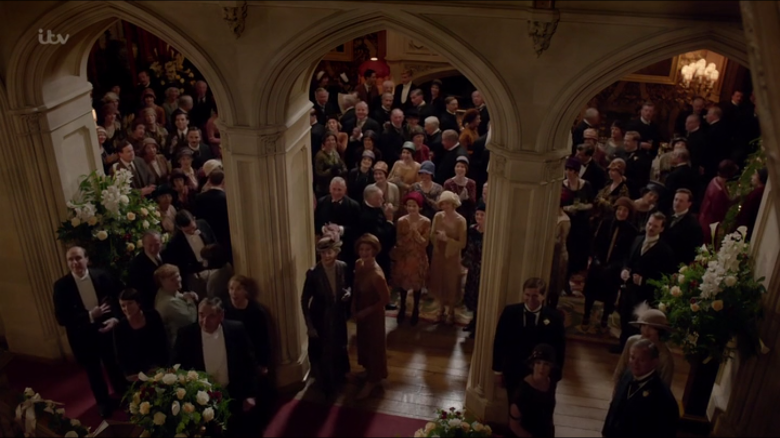 Episode 6.09 (2015 Christmas Special) | Downton Abbey Wiki ...