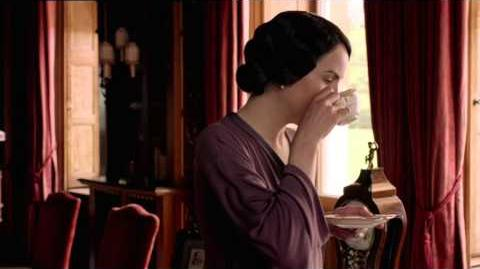 Downton Abbey Series 4 trailer, ITV