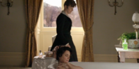 Lady Grantham's Bathroom
