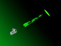 S01e08 Specter Speeder enters Ghost Zone
