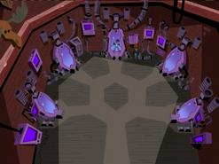 S02e17 containment capsules