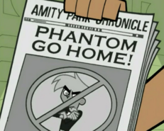 S03e01 APC Phantom go home