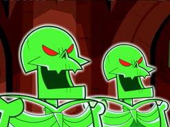 S02M01 skeleton soldiers