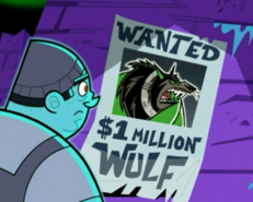 S03e08 Wulf wanted poster