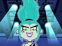 S01e11 evil grin