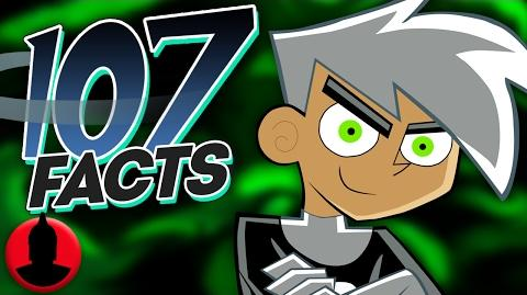 107 Danny Phantom Facts YOU Should Know! Feat. Butch Hartman