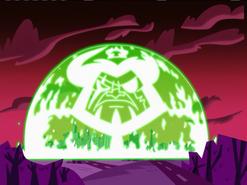 S02M01 Soul Shredder's ghost shield