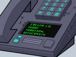S02e11 caller ID for Vlad