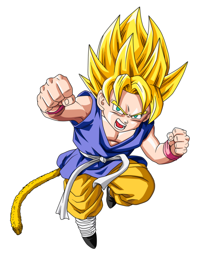 Image - Kid Goku render.png | Dragon Ball Universe | Fandom powered by ...