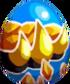 Gold Hunter Egg