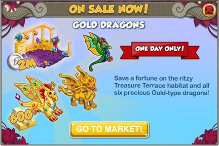 dragon story how to get gold