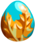 Goldleaf Egg
