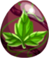 Poison Ivy Egg