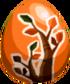 Falling Leaf Egg