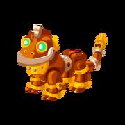 Steampunk Juvenile