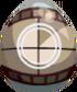 Silver Screen Egg